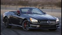Mercedes-Benz anuncia recall para os conversíveis SLK e SL no Brasil