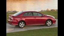 Toyota Corolla 2011-2012: Retoques do modelo da Europa chegam aos Estados Unidos