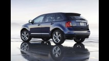 Novo Ford Edge 2011 - Crossover ganha novo visual e motores V6 mais potentes