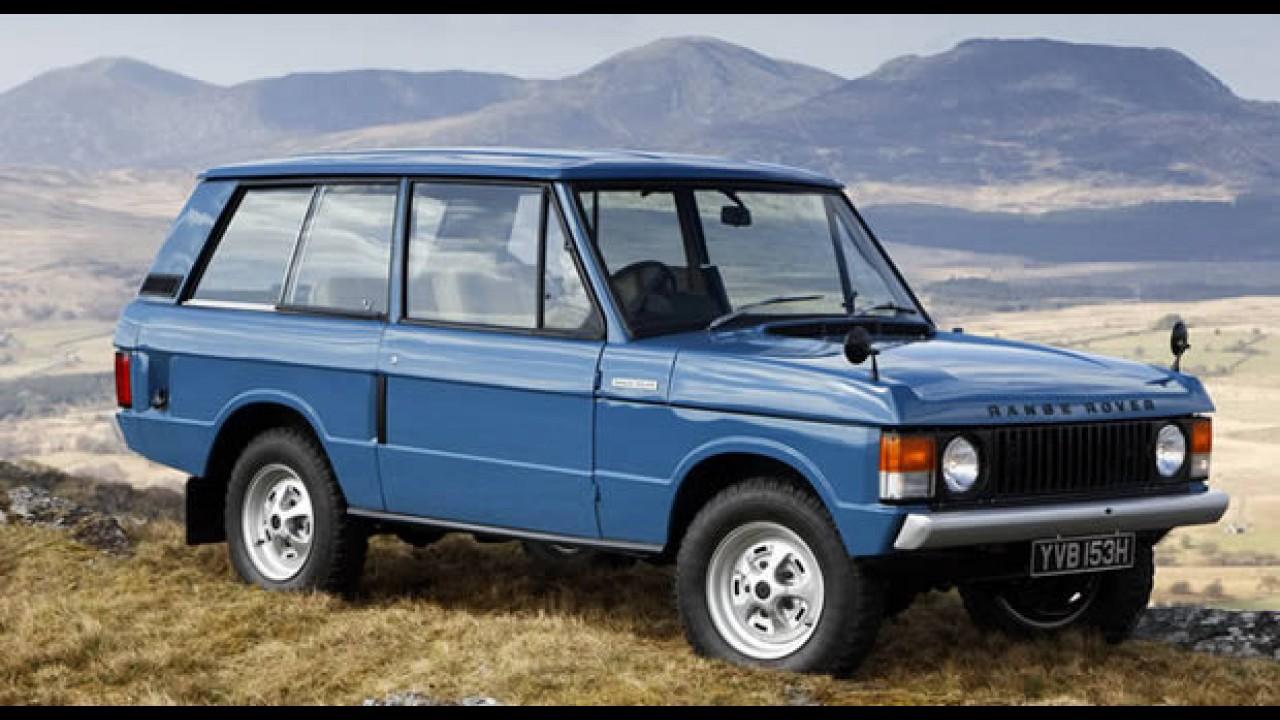 VÍDEO: 40 anos de Range Rover