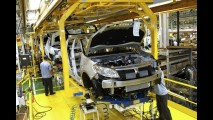 Renault termina expansão de fábrica no PR e produção volta ao normal
