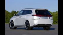 Mitsubishi revela Outlander Concept, que antecipa reestilização - veja fotos