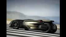 Peugeot EX1 bate recorde de volta mais rápida em Nürburgring entre os elétricos
