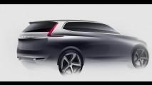 Volvo confirma nova geração do XC90 para 2014
