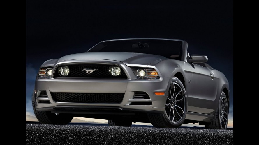 Cruzando o Atlântico: Ford anuncia que esportivo Mustang também será vendido na Europa