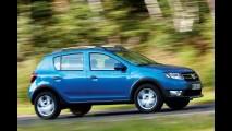 Dacia Sandero Stepway é apresentado em Paris