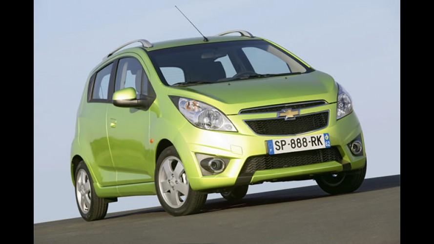 Chevrolet confirma Spark elétrico para os EUA e desenvolvimento de novos motores turbo