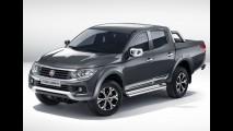 Olha a zaga! Fiat explica escolha do nome 'Fullback' para picape gêmea da Triton