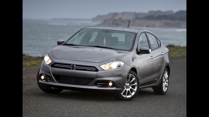 Símbolo da fusão Fiat-Chrysler, Dodge Dart deve se despedir do mercado neste mês