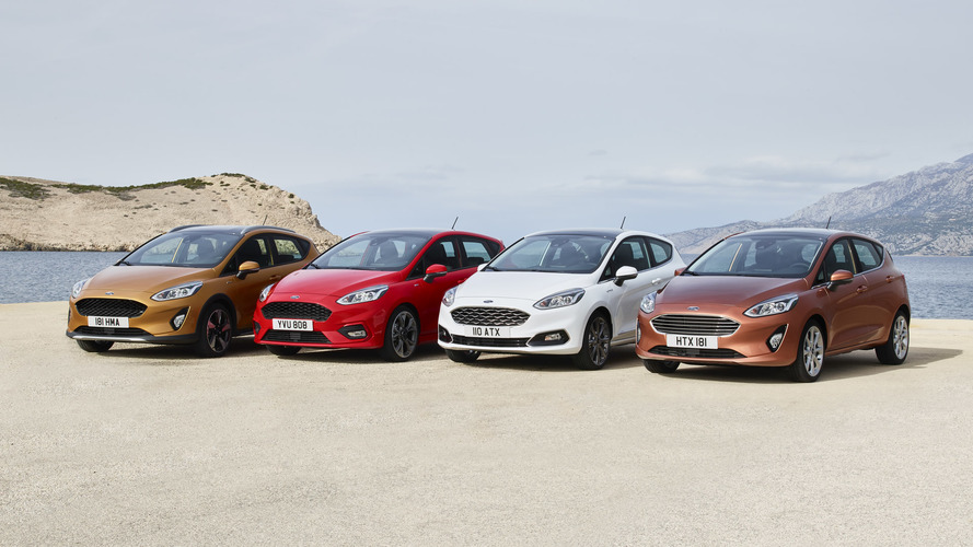 Yeni jenerasyon Ford Fiesta resmen tanıtıldı