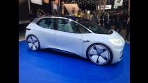Paris: VW I.D. Concept é hatch elétrico que promete revolucionar como o Fusca