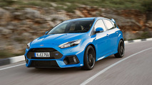 Fors Focus RS azul frontal