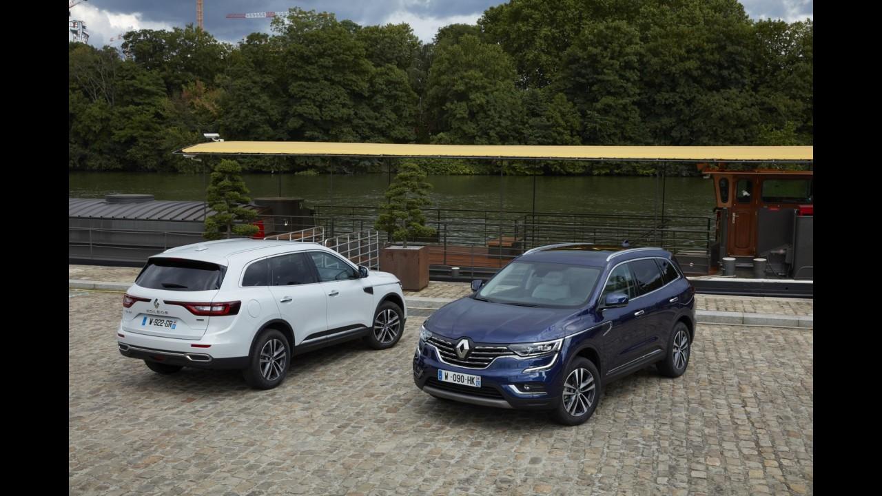 """Após fase Dacia, Renault do Brasil quer """"gourmetizar"""" com Koleos e Kaptur"""