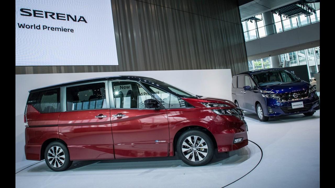 Nissan lança tecnologia de condução semi-autônoma semelhante ao da Tesla