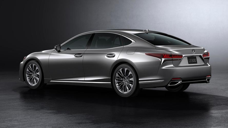 Bienvenidos al lujo: nuevo Lexus LS 2018