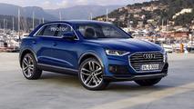 2018 Audi Q3 render