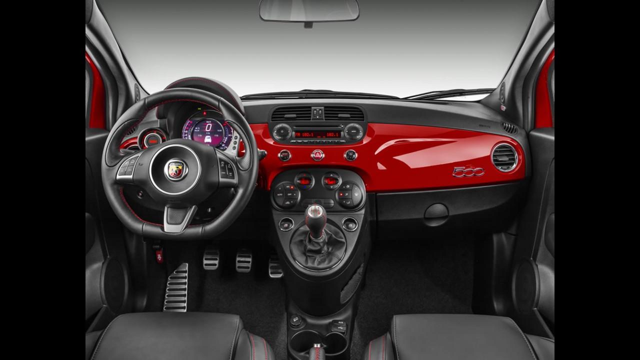 Fiat 500 reestilizado será revelado no próximo dia 11 de julho