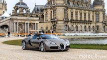 KVC Bugatti à Chantilly