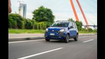 Fiat Panda City Cross e 4x4, novità da giungla urbana