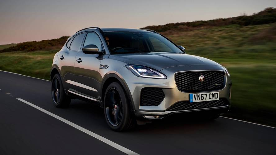 2018 Jaguar E-Pace First Drive: No Macan-Beater