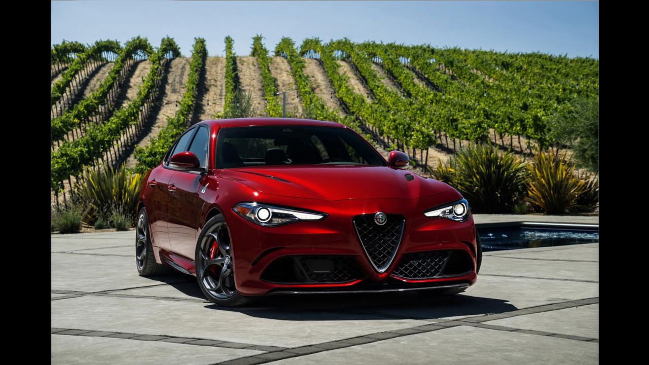 #1 Alfa Romeo Giulia