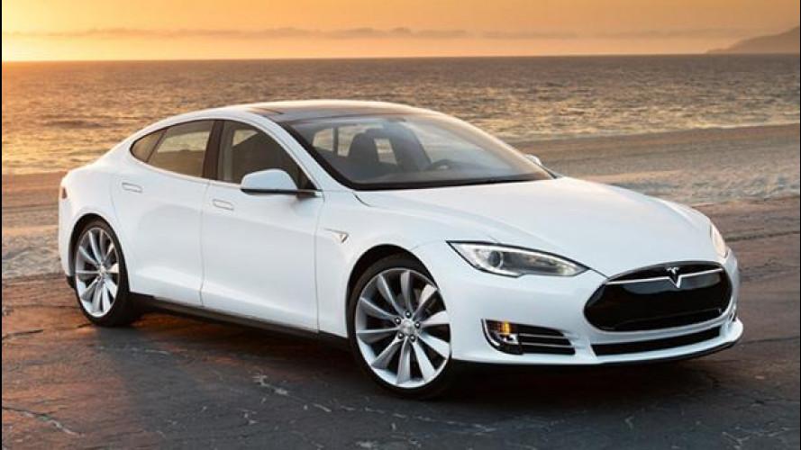 Tesla Model S: nuovi optional e nuovi prezzi a partire da 69.000 euro