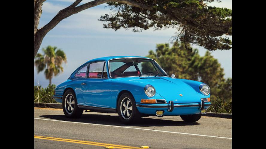 Porsche 911, nuovi ricambi per le
