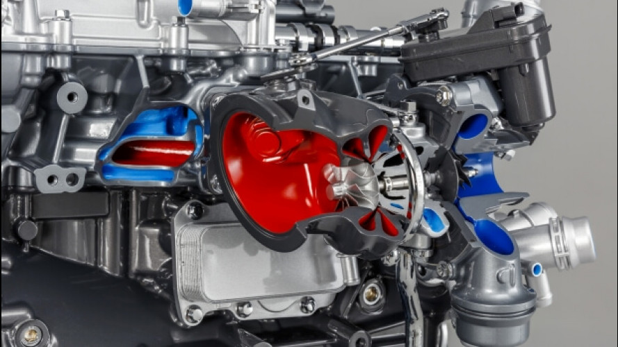 Jaguar, nuovo motore Ingenium a benzina per XE, XF ed F-Pace