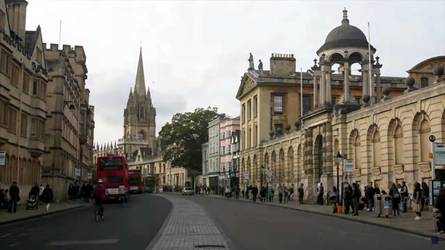 Oxford set to ban petrol and diesel vehicles