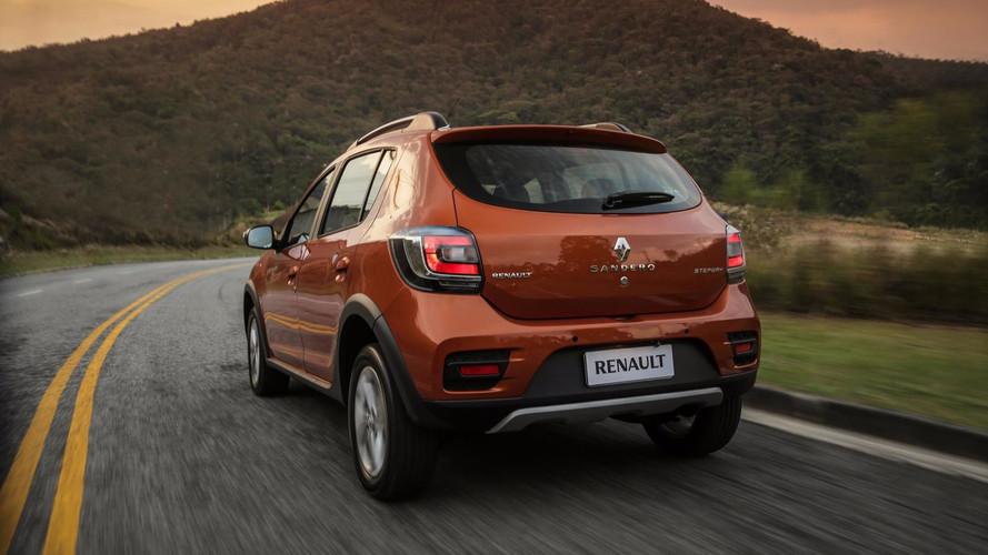 Além do Kwid, Renault também convoca Sandero, Logan, Duster e Oroch