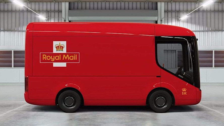 Royal Mail's New EV Delivery Trucks Are Kind Of Adorable