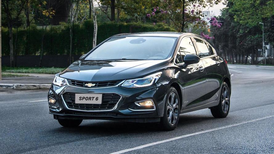 Chevrolet Cruze Sport6 2018 ganha motor 1.4 turbo argentino