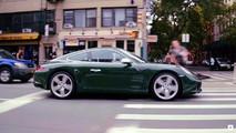 One millionth Porsche 911 in New York