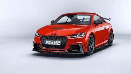L'Audi TT RS s'encanaille avec ce concept Clubsport de 600 ch