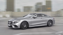 2018 Mercedes-Benz S-Serisi Coupe