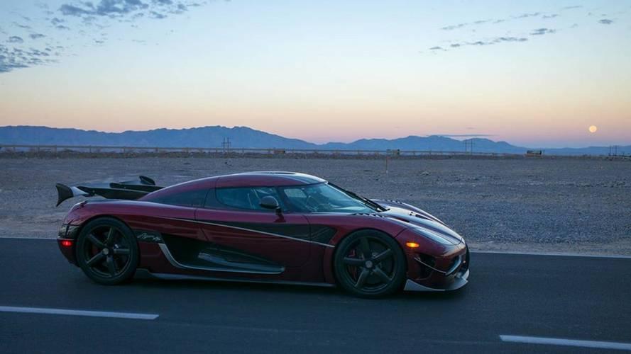 La Koenigsegg Agera RS est la nouvelle voiture de série la plus rapide au monde !
