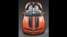 Chevrolet Camaro convertible