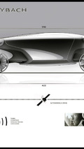 Maybach Berline concept for LA Design Challenege - 1.11.2011