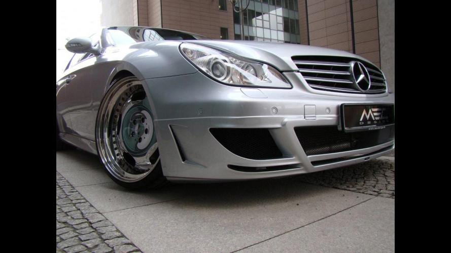 Mercedes CLS body kit by MEC Design