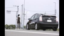 Toyota AHDA, guida semi autonoma