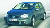 Volkswagen 4MOTION Golf 20th Anniversary