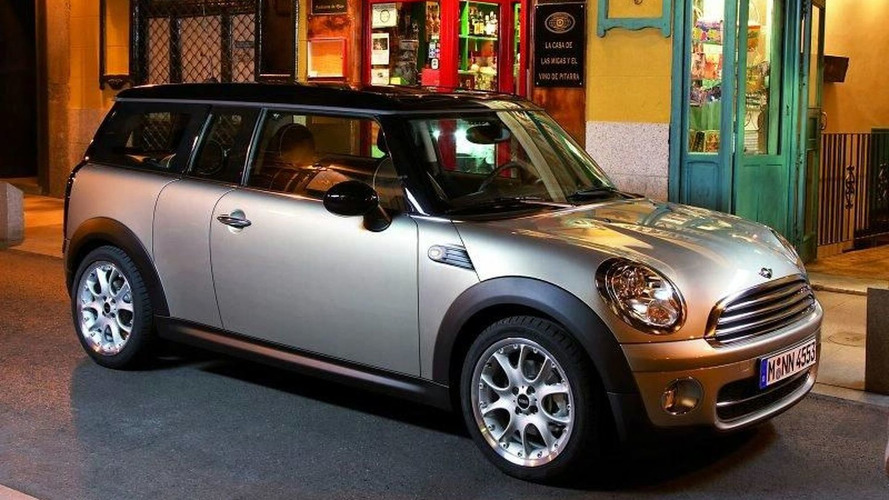 MINI Clubman Officially Released