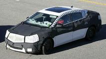 2010 Buick LaCrosse Spied