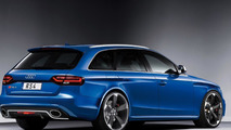 Audi RS4 Avant 2012 back