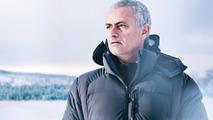 Jaguar F-PACE and Jose Mourinho