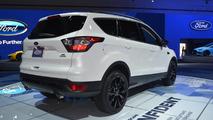 2017 Ford Escape facelift