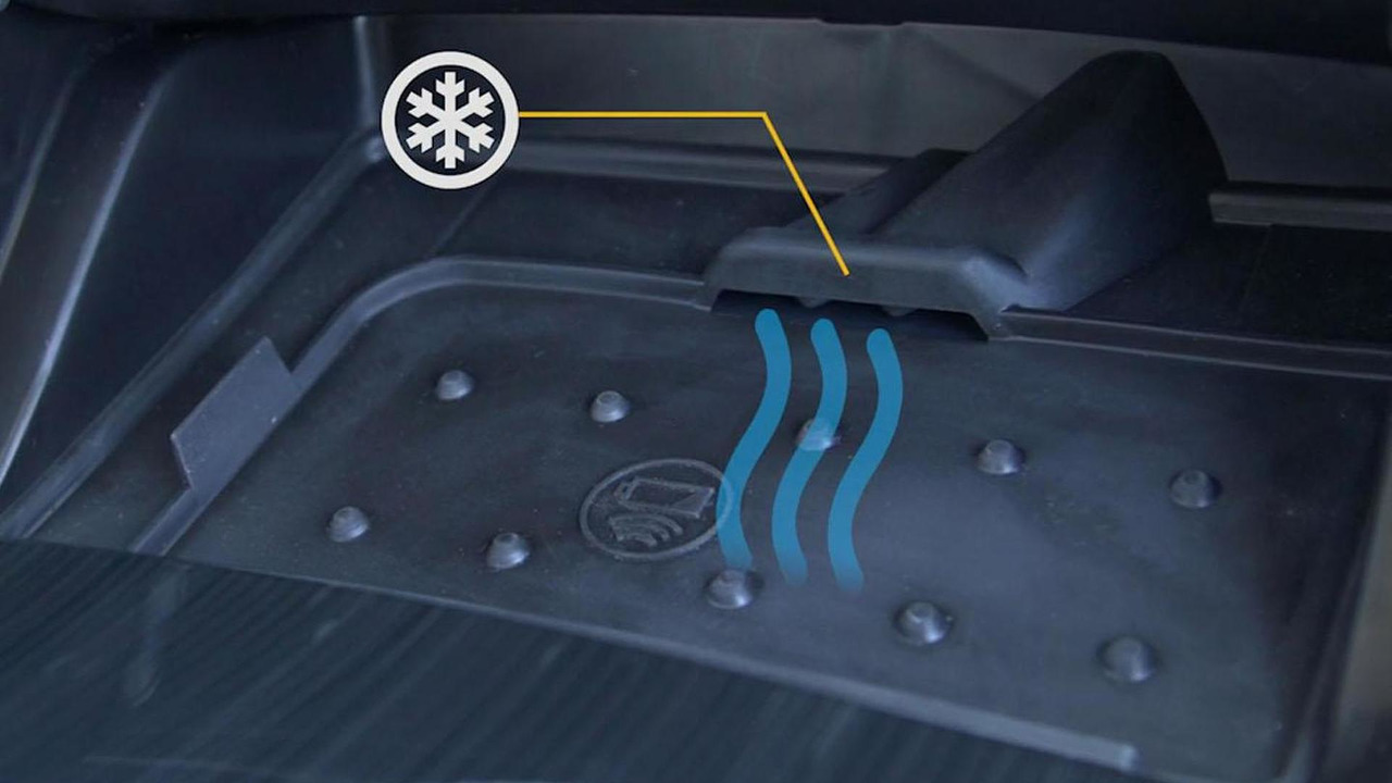 Chevrolet Active Phone Cooling system