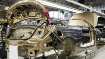 Opel Cascada production 01.3.2013