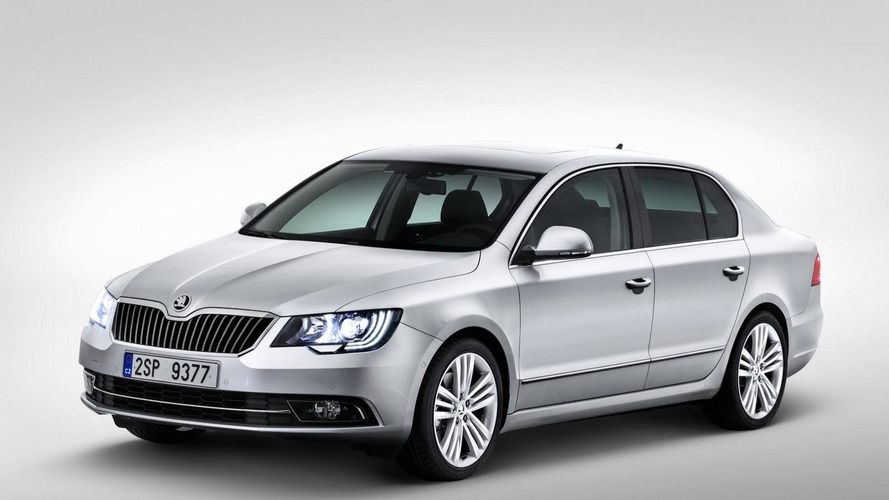 Next-generation Skoda Superb to have striking styling - report