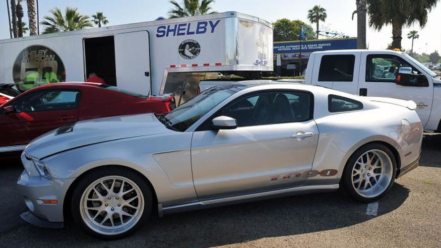 Shelby 1000 Widebody production version launched